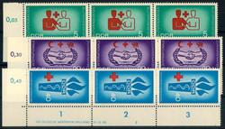 303040: Int.Organisationen, Rotes Kreuz, ab 1945