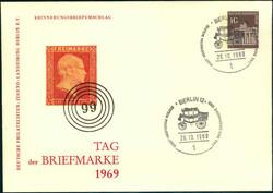 2140: Postgeschichte, Tag der Briefmarke