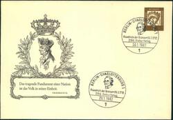 243426: Geschichte, Deutscher Adel, Friedrich der Grosse