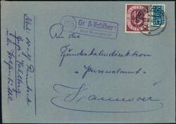 103340: Deutschland West, Plz Gebiet W-33, 334 Wolfenbüttel