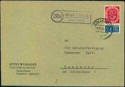 103160: Deutschland West, Plz Gebiet W-31, 316 Lehrte