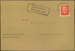 103330: Deutschland West, Plz Gebiet W-33, 333 Helmstedt