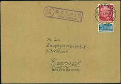 103540: Germany West, Zip Code W-35, 354 Korbach