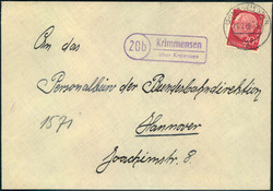 103350: Deutschland West, Plz Gebiet W-33, 335 Kreiensen