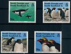 2490: Falkland Abhängige Gebiete B Süd-Georgien