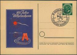 102940: Deutschland West, Plz Gebiet W-29, 294 Wilhelmshaven