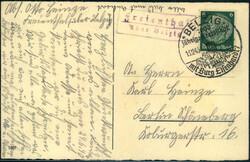 111820: Deutschland Ost, Plz Gebiet O-18, 182 Belzig