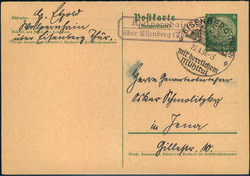 116520: Deutschland Ost, Plz Gebiet O-65, 652 Eisenberg