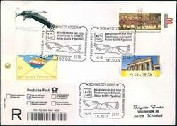 111320: Deutschland Ost, Plz Gebiet O-13, 132-133 Angermünde