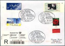 116200: Deutschland Ost, Plz Gebiet O-62, 620-621 Bad Salzungen
