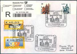 117570: Deutschland Ost, Plz Gebiet O-75, 757 Forst