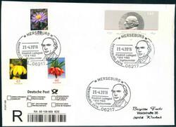 114200: Deutschland Ost, Plz Gebiet O-42, 420-422 Merseburg