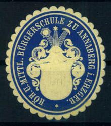 119300: Deutschland Ost, Plz Gebiet O-93, 930-932 Annaberg-Buchholz