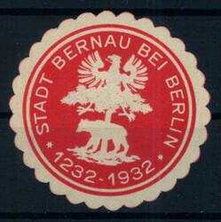 111280: Deutschland Ost, Plz Gebiet O-12, 128-129 Bernau