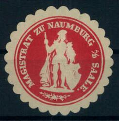 114800: Deutschland Ost, Plz Gebiet O-48, 480-482 Naumburg