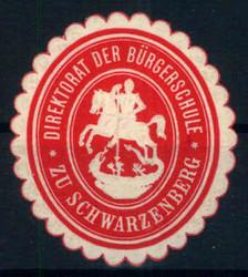 119430: Deutschland Ost, Plz Gebiet O-94, 943-944 Schwarzenberg