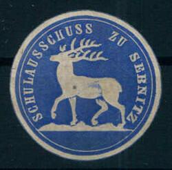 118360: Deutschland Ost, Plz Gebiet O-83, 836 Sebnitz