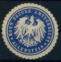 300: Allenstein - Besonderheiten