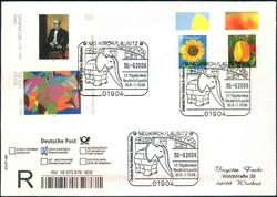118500: Deutschland Ost, Plz Gebiet O-85, 850-851 Bischofswerda