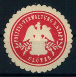 113580: Deutschland Ost, Plz Gebiet O-35, 358 Klötze