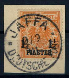 160: Deutsche Auslandspost Türkei