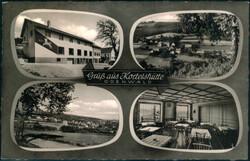 106120: Deutschland West, Plz Gebiet W-61, 612 Erbach- Odenwald