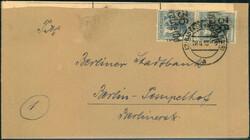 1370140: SBZ Handstempel Bezirk 36