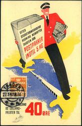 211100: Postgeschichte, Post, Posteigenwerbung