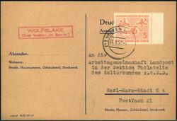 111420: Deutschland Ost, Plz Gebiet O-14, 142 Velten