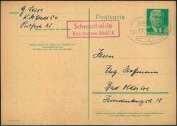 112830: Deutschland Ost, Plz Gebiet O-28, 283 Boizenburg