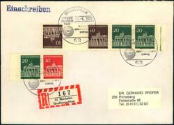 106200: Deutschland West, Plz Gebiet W-62, 620 Wiesbaden