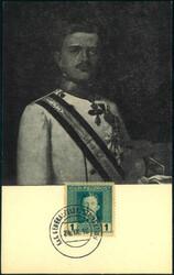 4795: Österreich Feldpost Allgemeine Ausgaben