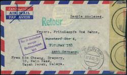 3660: Japan Besetzung II. WK Malaya Perak