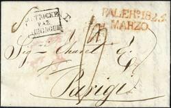 3400: Italien Staaten Sizilien - Vorphilatelie