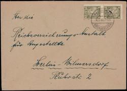 1125: German Local Issue Plauen