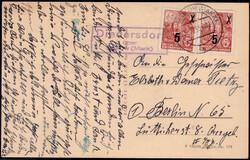 111210: Germany East, Zip Code O-12, 121 Seelow
