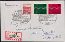 105410: Germany West, Zip Code W-53, 541 Höhr-Grenzhausen