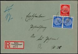 111000: Germany East, Zip Code O-10, 100-109 Berlin Ort