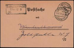 101000: Deutschland West, Plz Gebiet W-10, 100 Berlin