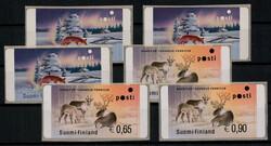 2530: Finnland - Automatenmarken