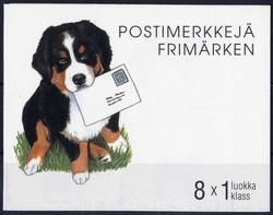 2530: Finnland - Markenheftchen