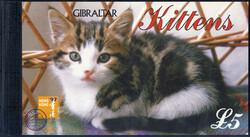 2790: Gibraltar - Stamp booklets