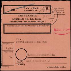 105450: Germany West, Zip Code W-54, 545 Neuwied