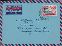 3650: Japan Besetzung II. WK Malaya Negri Sembilan