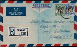 3655: Japan Besetzung II. WK Malaya Penang