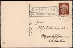 105420: Germany West, Zip Code W-54, 542 Lahnstein