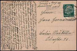 105460: Germany West, Zip Code W-54, 546 Linz a. Rhein