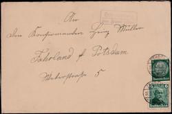 993030: Topographie, Ostpreussen Schlesien Pommern, Philatelie