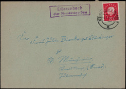 106690: Germany West, Zip Code W-66, 669 St. Wendel