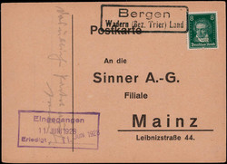106640: Germany West, Zip Code W-66, 664 Merzig